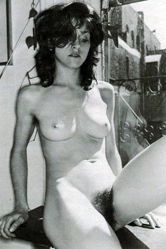 Hairy madonna nude
